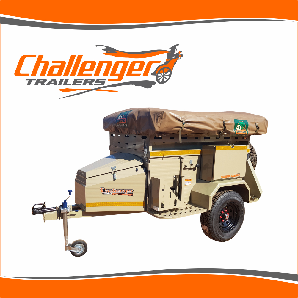 Challenger Bundu Elite Off-road Trailer