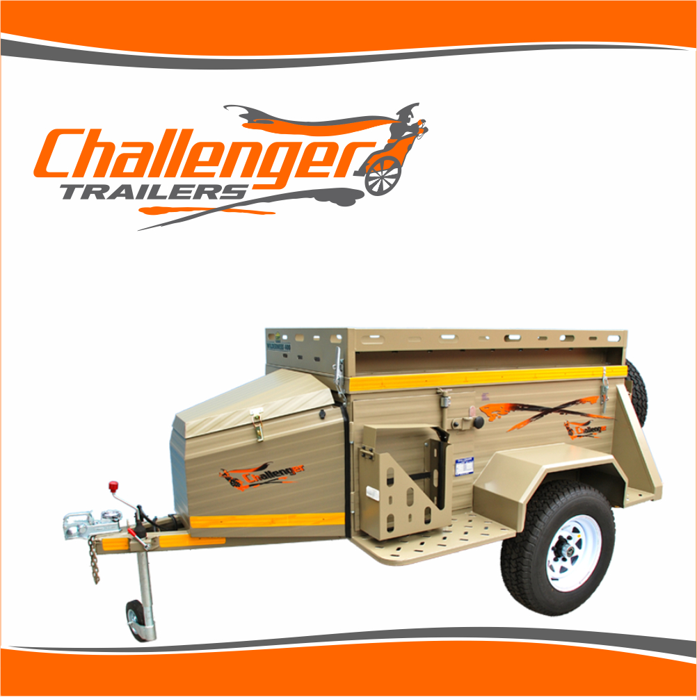 Challenger Bundu Standard Off-road Trailer
